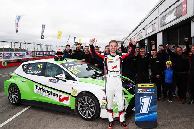 Turkington Crowned Provisional 2019 Champion, as Neal Wins