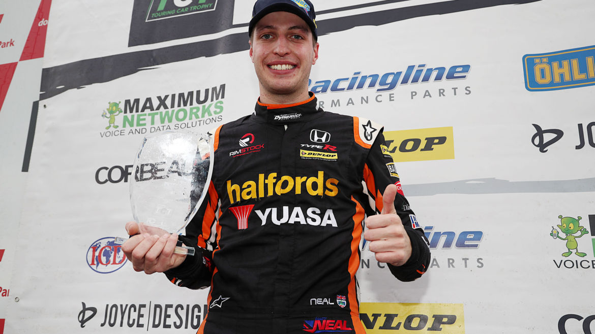 Touring Car Trophy Champion signs up for 2021