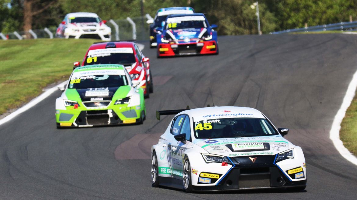 Dunlop TCT/TCR UK Gear up as we Break the Silence at Oulton Park