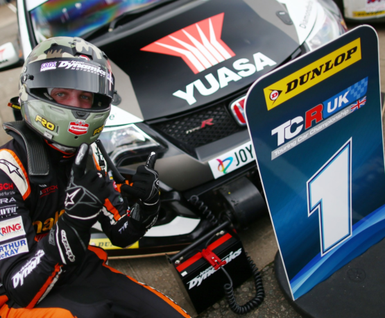 Henry Neal Sails Home for Third Win of Season at Donington