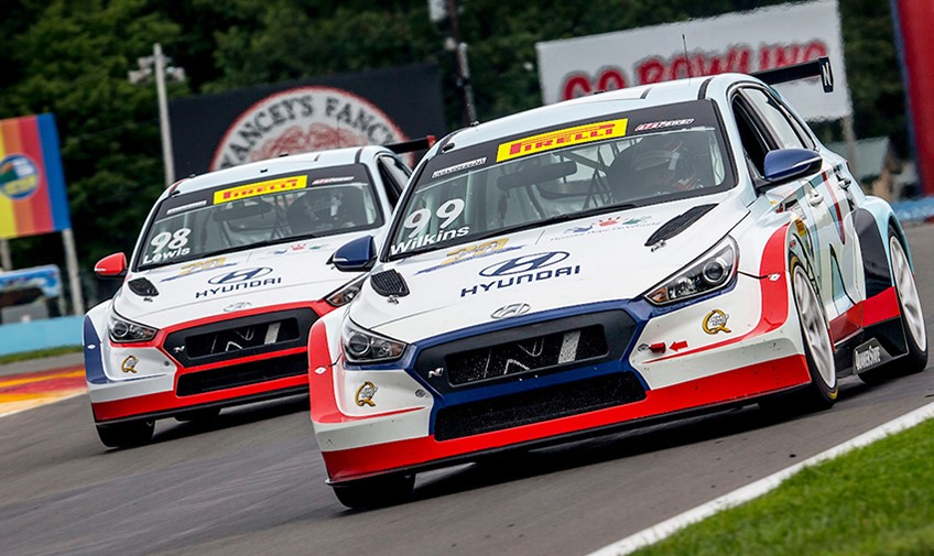 Goodyear Touring Car Trophy welcomes Hyundai TCR entries