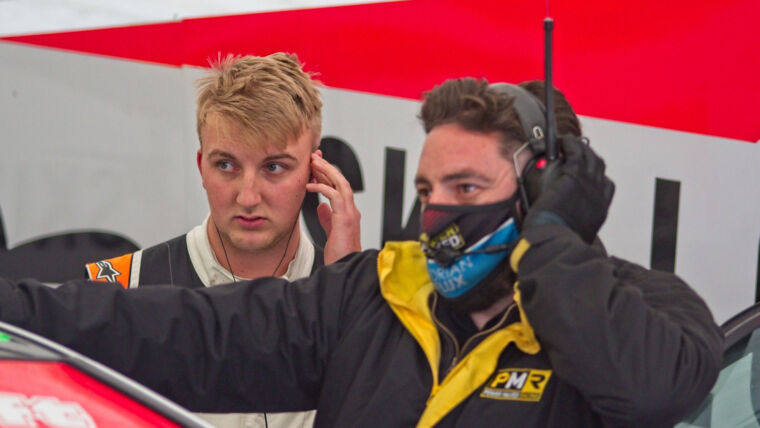 Jac Constable and Power Maxed Car Care Racing join TCR UK