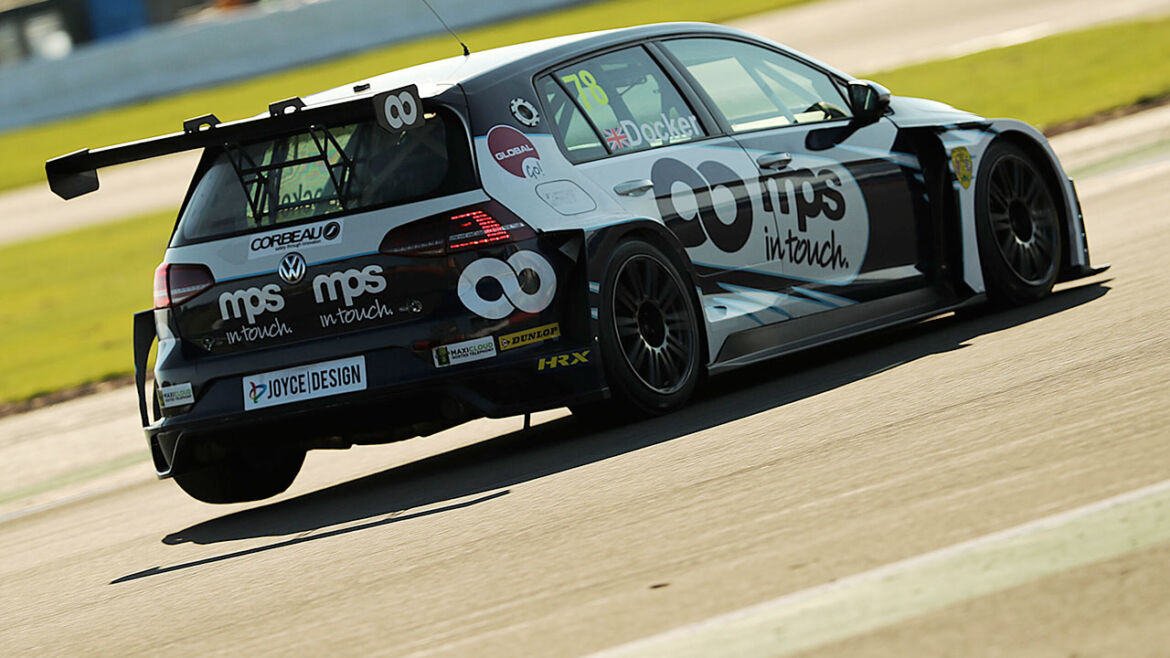 Tim Docker registers for new-look Goodyear Touring Car Trophy/TCR UK