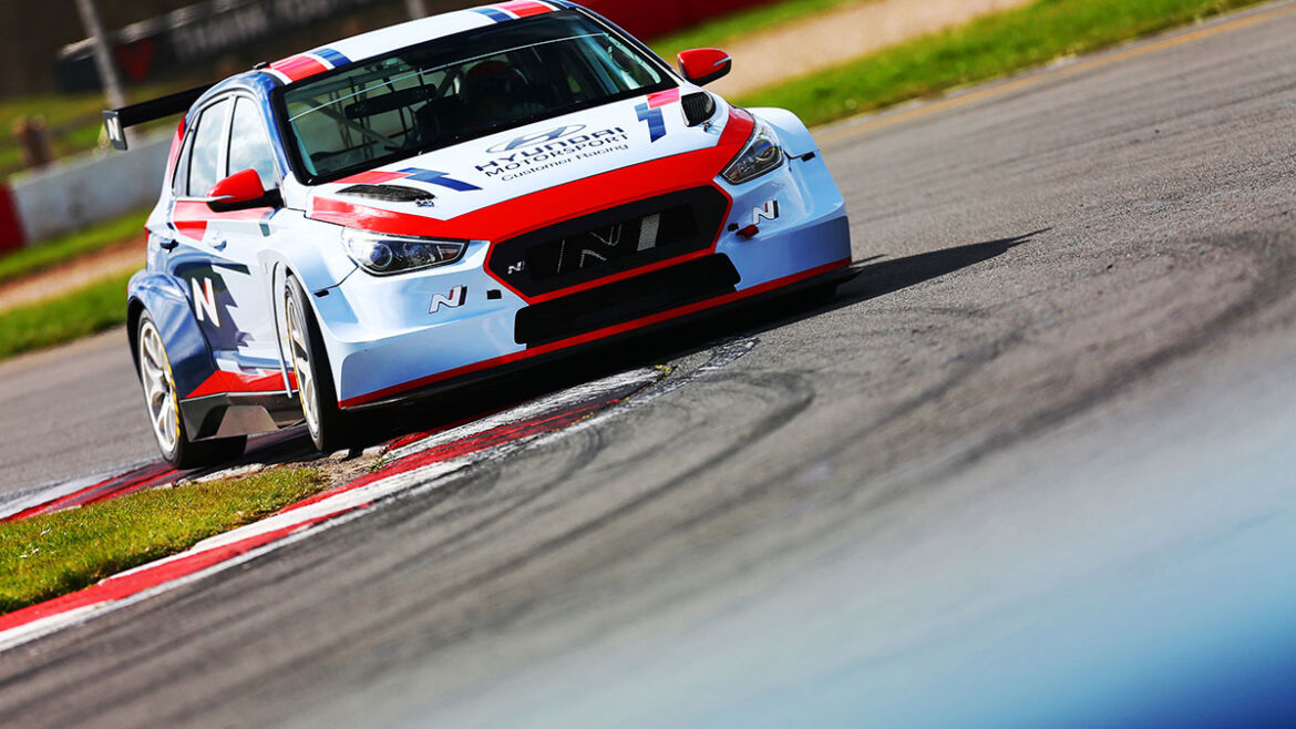 Powell in Maximum attack with new TCR UK entry