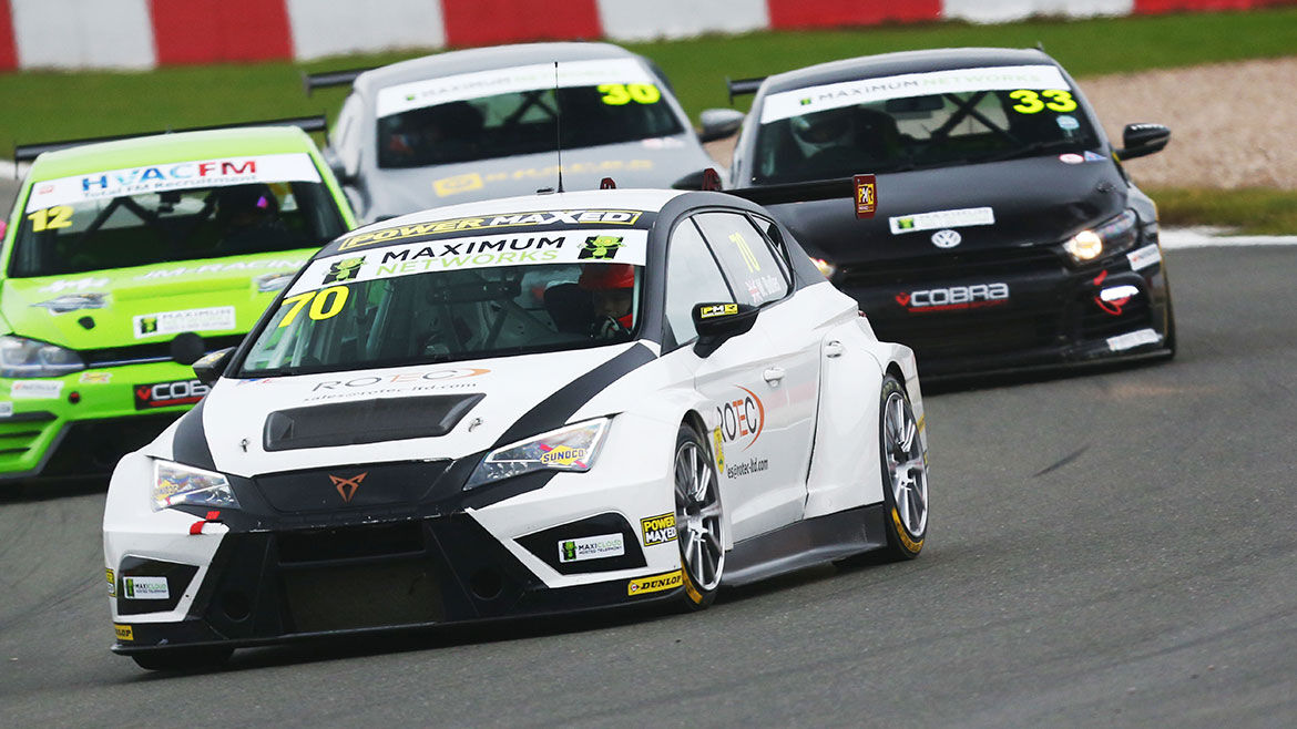 Will Butler embarks on first full season of racing in Goodyear Touring Car Trophy / TCR UK
