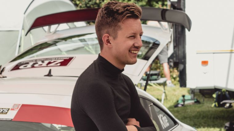 Alex Kite joins Goodyear Touring Car Trophy grid for Castle Combe encounter