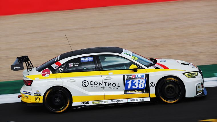 Hugo Cook returns to Goodyear Touring Car Trophy grid for second half of season