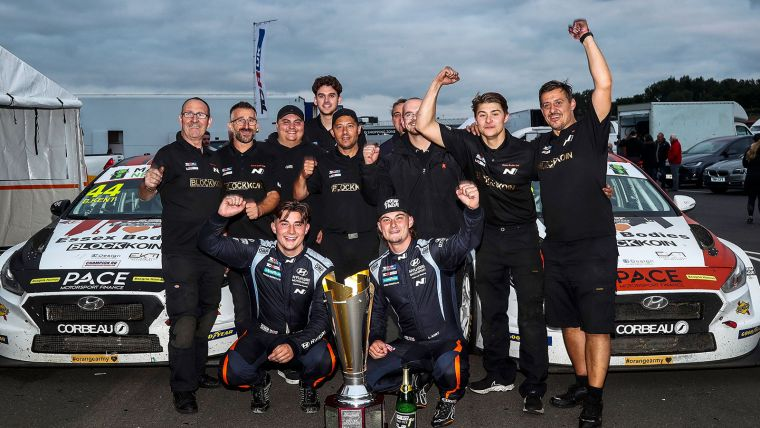 Lewis Kent takes Goodyear Touring Car Trophy title in three-race Donington thriller